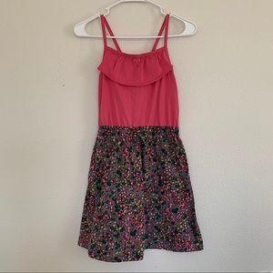 Hanna Andersson Pink Crossback Dress